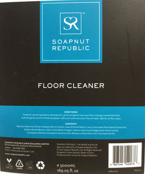 Soapnut Republic Floor Cleaner (Bulk)