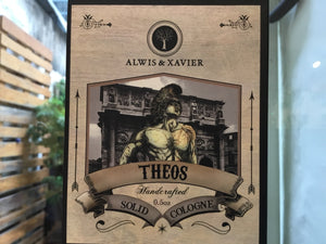Alwis & Xavier Solid Cologne - Theos