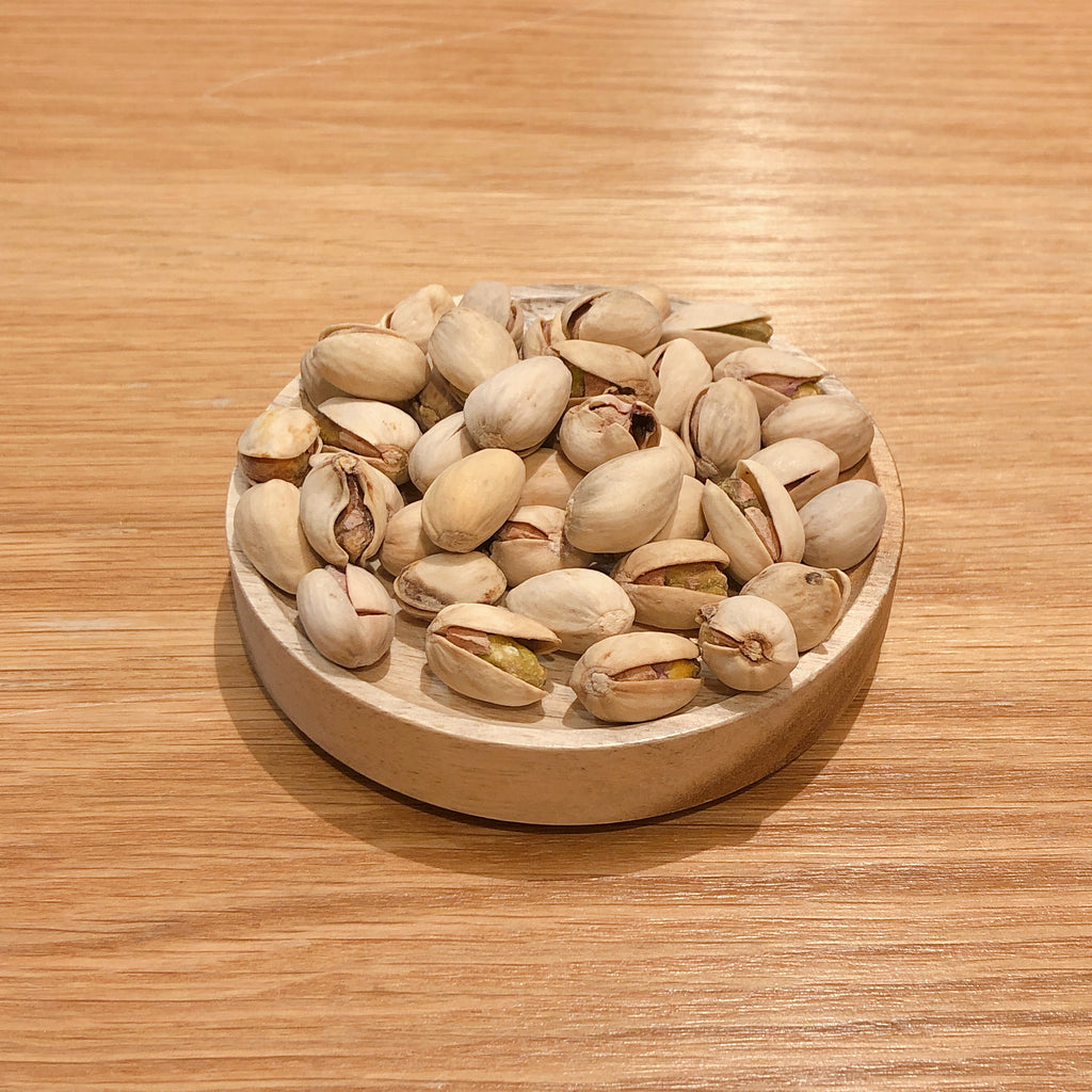 Organic Pistachios Nut - Roasted and Lightly salted - from Spain
