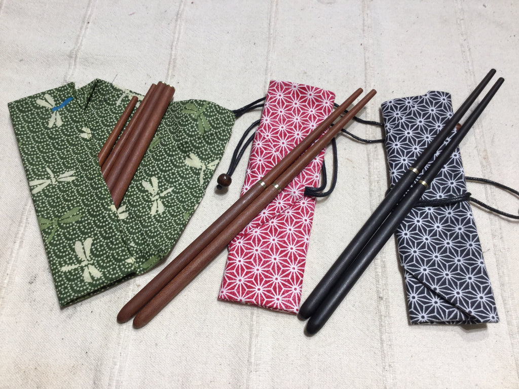Wooden Chopsticks - Detachable