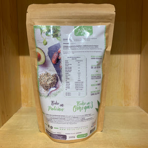 Hello Joya - Organic shelled hemp seeds