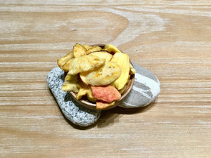Mixed Fruit Freeze Dried Chips from Taiwan 冷凍乾燥雜錦水果片(台灣進口)