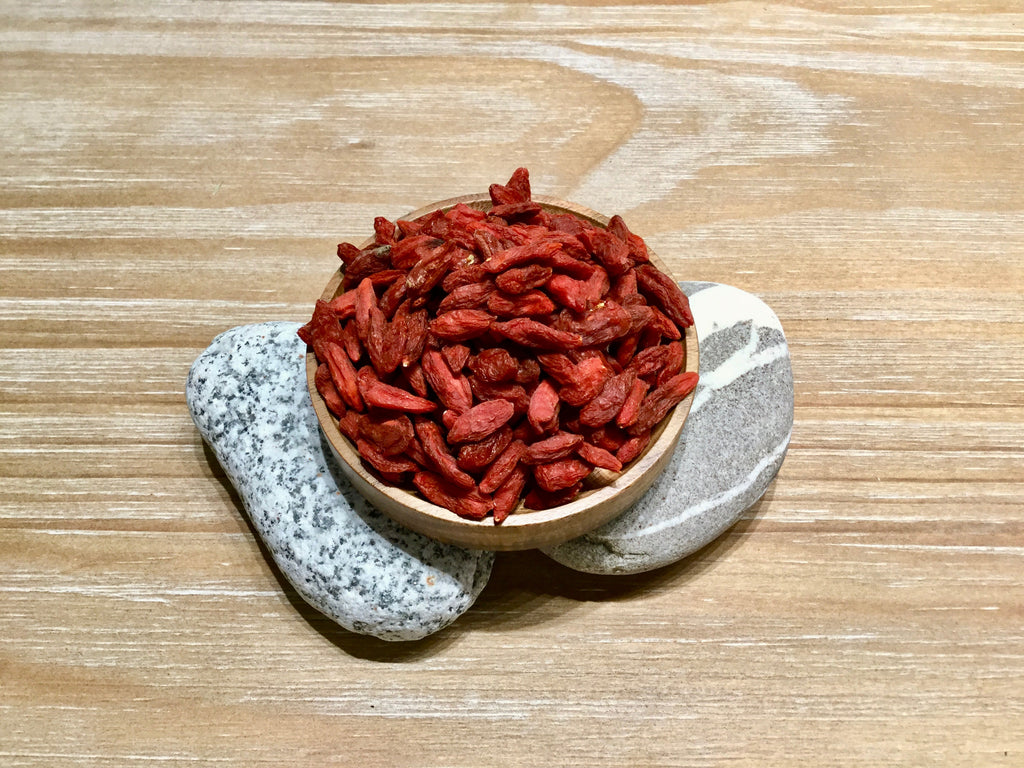 Organic Gojiberries from Tibet 有機杞子