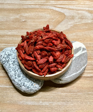 Organic Gojiberries from China 有機杞子(中國進口)