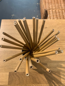 Bamboo straw - Mixed Sizes