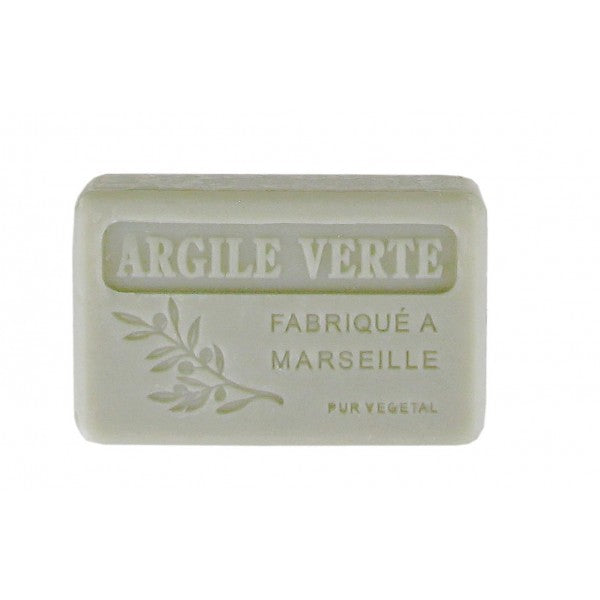 Soap from Marseille - Green Clay