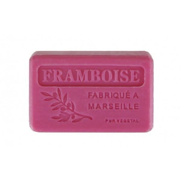 Soap from Marseille - Raspberry  覆盆子香味肥皂