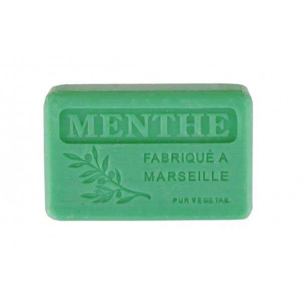 Soap from Marseille - Mint  薄荷香味肥皂