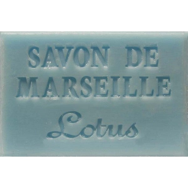 Soap from Marseille - Lotus Flower - 60 Grams  蓮花香味肥皂60克