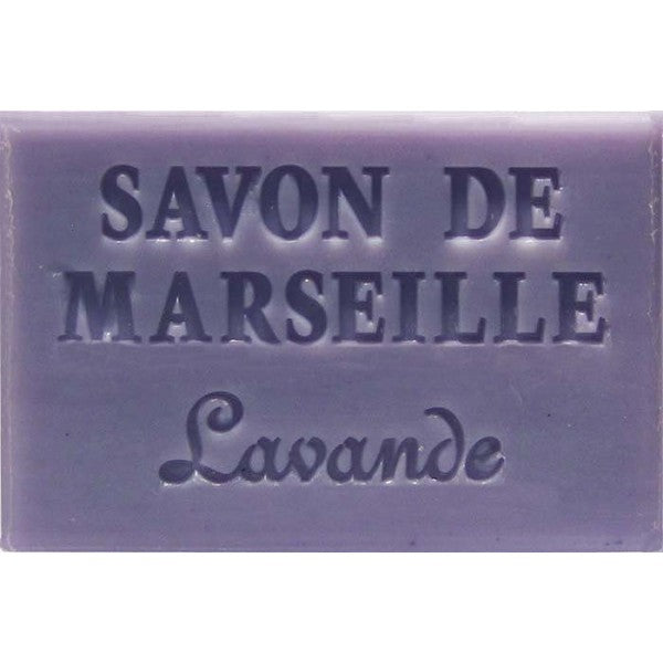 Soap from Marseille - Lavender - 60 Grams  薰衣草香味肥皂60克