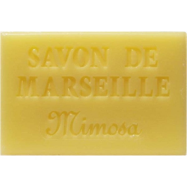 Soap from Marseille - Mimosa - 60 Grams  含羞草香味肥皂60克