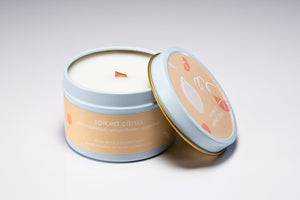 Woodco - Spiced Citrus Candle