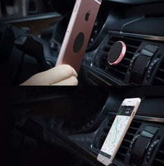 Magnetic Mobile Phone Holder, - cell phone accessories