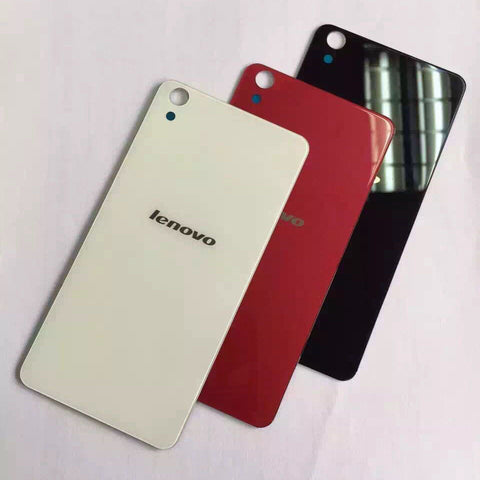 Lenovo S850 Case Original Back Glass Cover - cell phone accessories