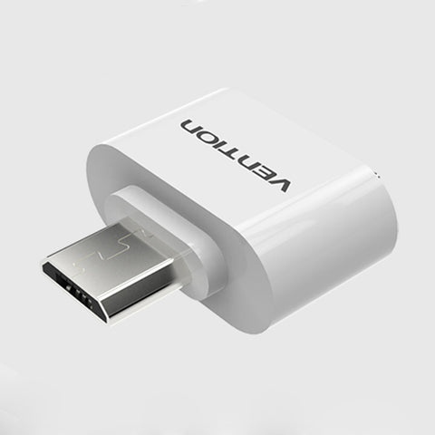 Micro USB To USB OTG Mini Adapter, - cell phone accessories
