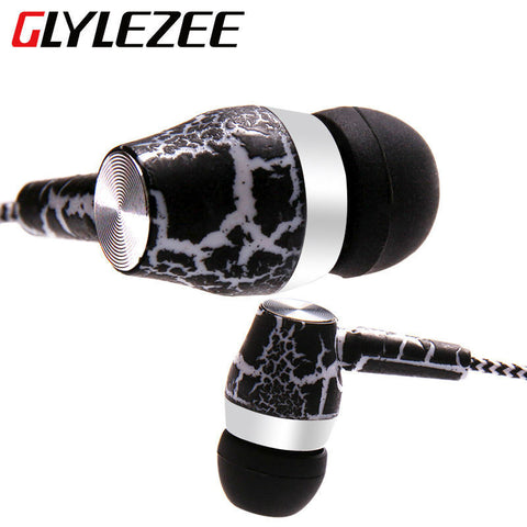 Crack Earphone Cloth Rope Stereo Bass Headset, - cell phone accessories