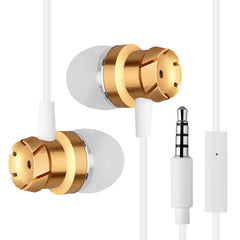 Earbuds Headphones Headset Handsfree With Mic, - cell phone accessories