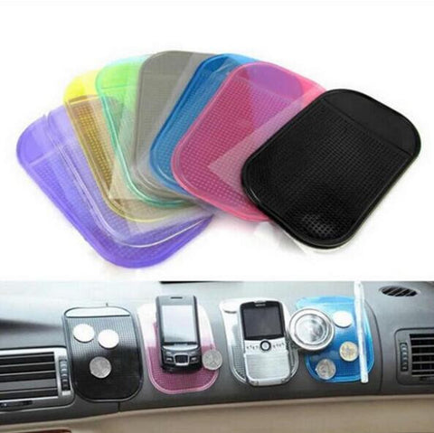 Sticky Pad Anti-Slip Mat Phone Holder, - cell phone accessories