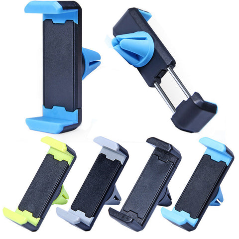Universal Car Phone Holder 360 Rotate Adjustable, - cell phone accessories