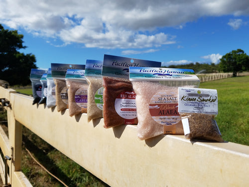 Sea Salts by Pacifica Hawaii
