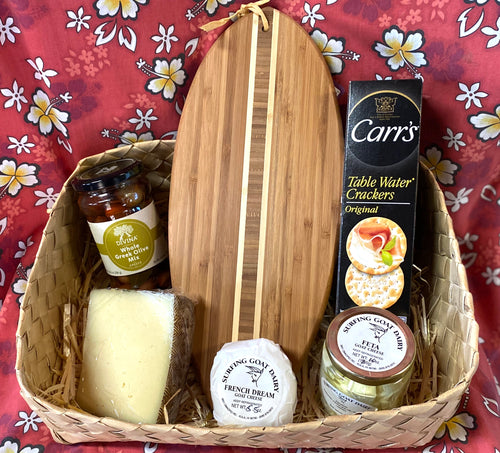 Cheese Board Basket