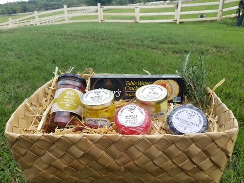 Gourmet Gift Basket ~ Medium