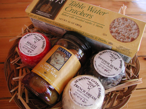 Gourmet Gift Basket ~ Small