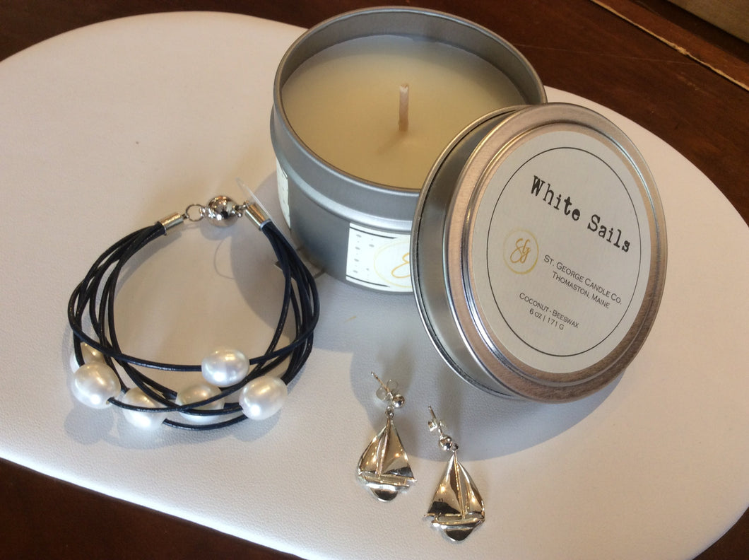 Silver Sails Gift Collection