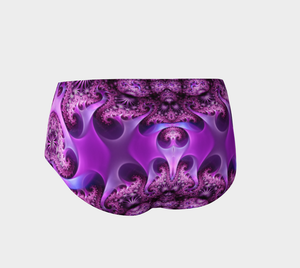 Purple Bliss Mini Shorts Mini Shorts - Altered 3go
