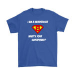 Super Hairdresser T-shirt - Altered 3go