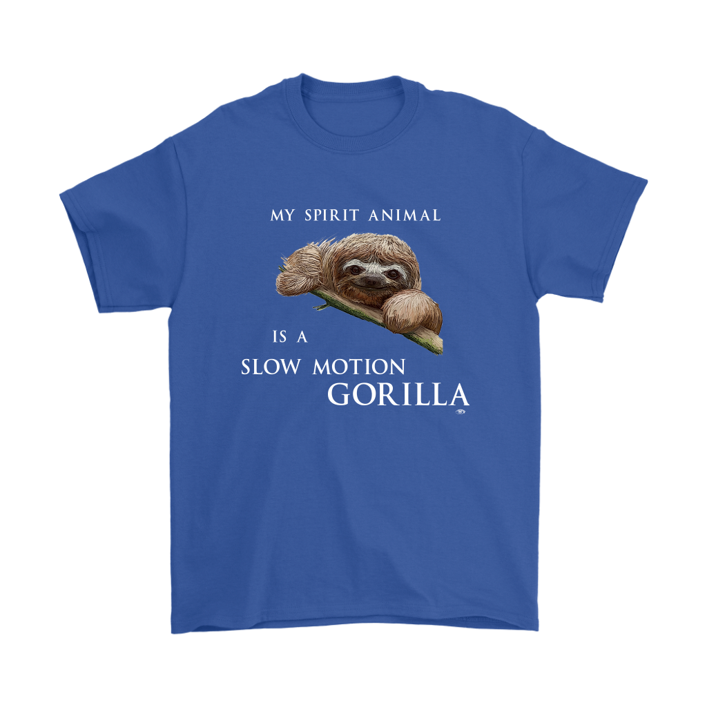 Slow Motion Gorilla T-shirt - Altered 3go