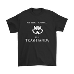 Trash Panda T-shirt - Altered 3go