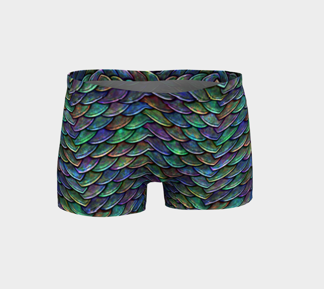 Hidden Dragon Shorts Shorts - Altered 3go