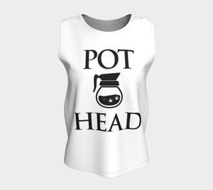 Pot Head Loose Tank Loose Tank Top (Long) - Altered 3go