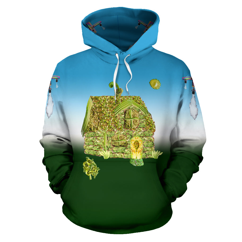 Millenial Dream Hoodie  - Altered 3go