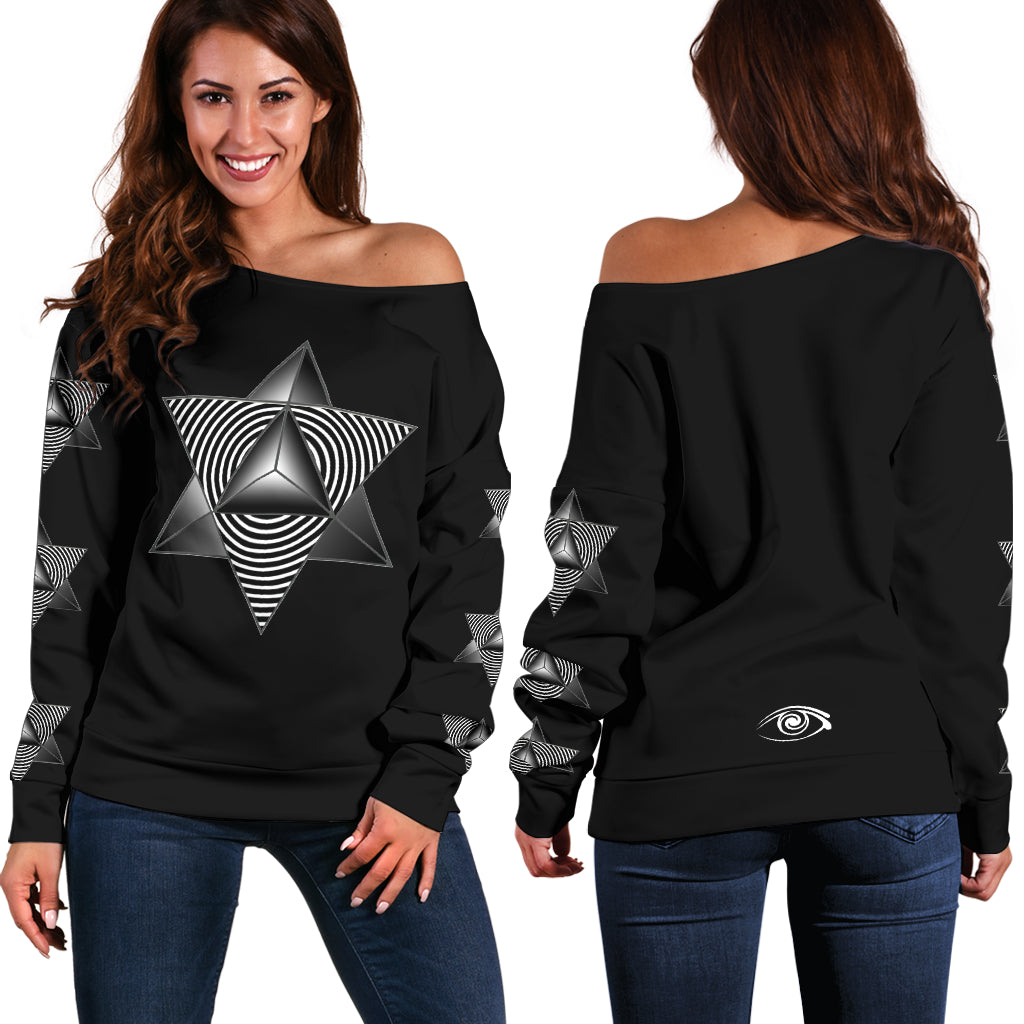Merkabha Illusion Sweater