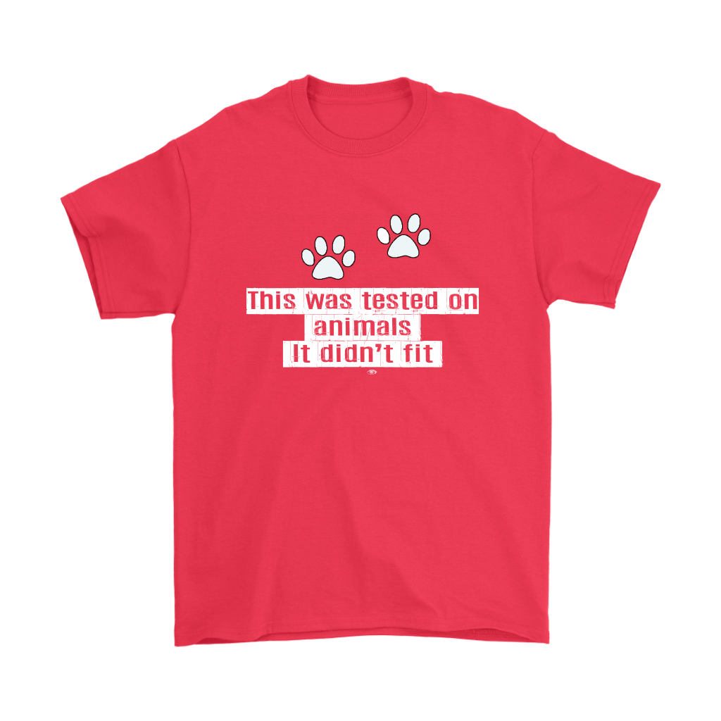 Tested on Animals T-shirt - Altered 3go