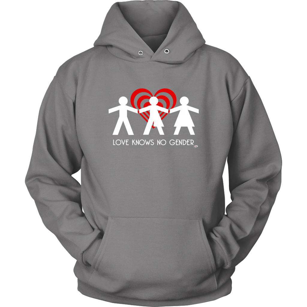 Love Knows No Gender Hoodie II T-shirt - Altered 3go