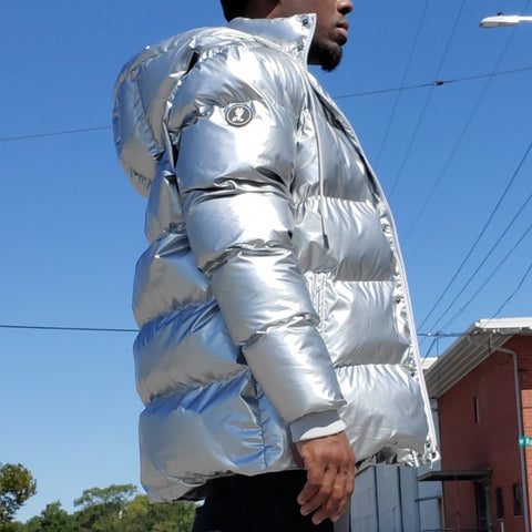 Plug Bubble Coat