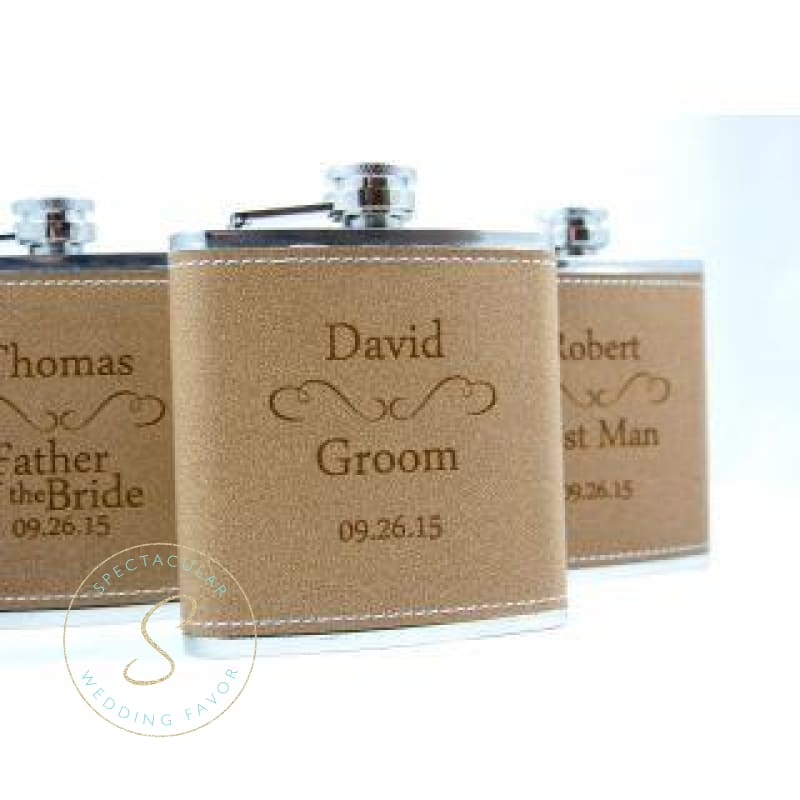 Engraved Flask - Gift