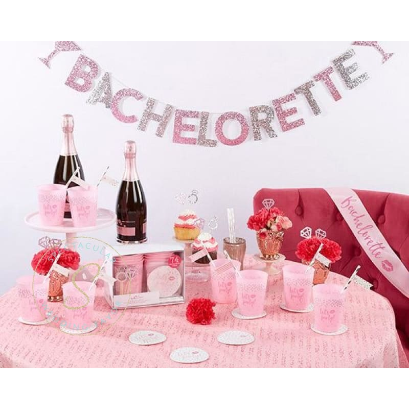 Lets Party 74 Piece Bachelorette Party Kit