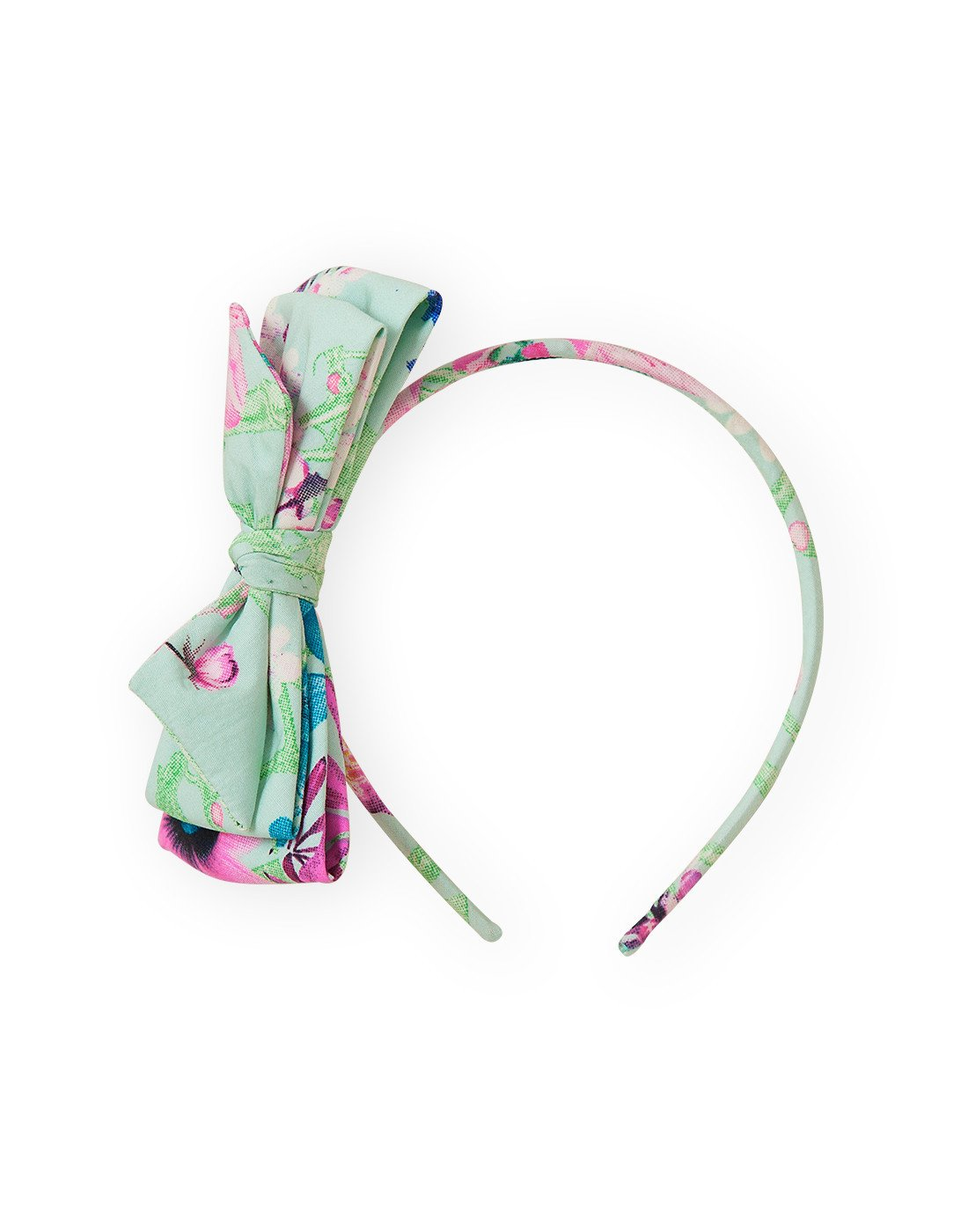 Green Garden Hairband