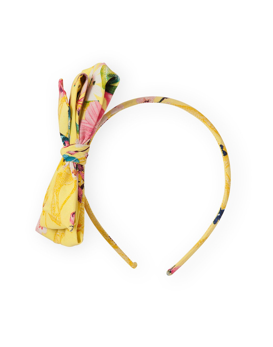Yellow Garden Hairband