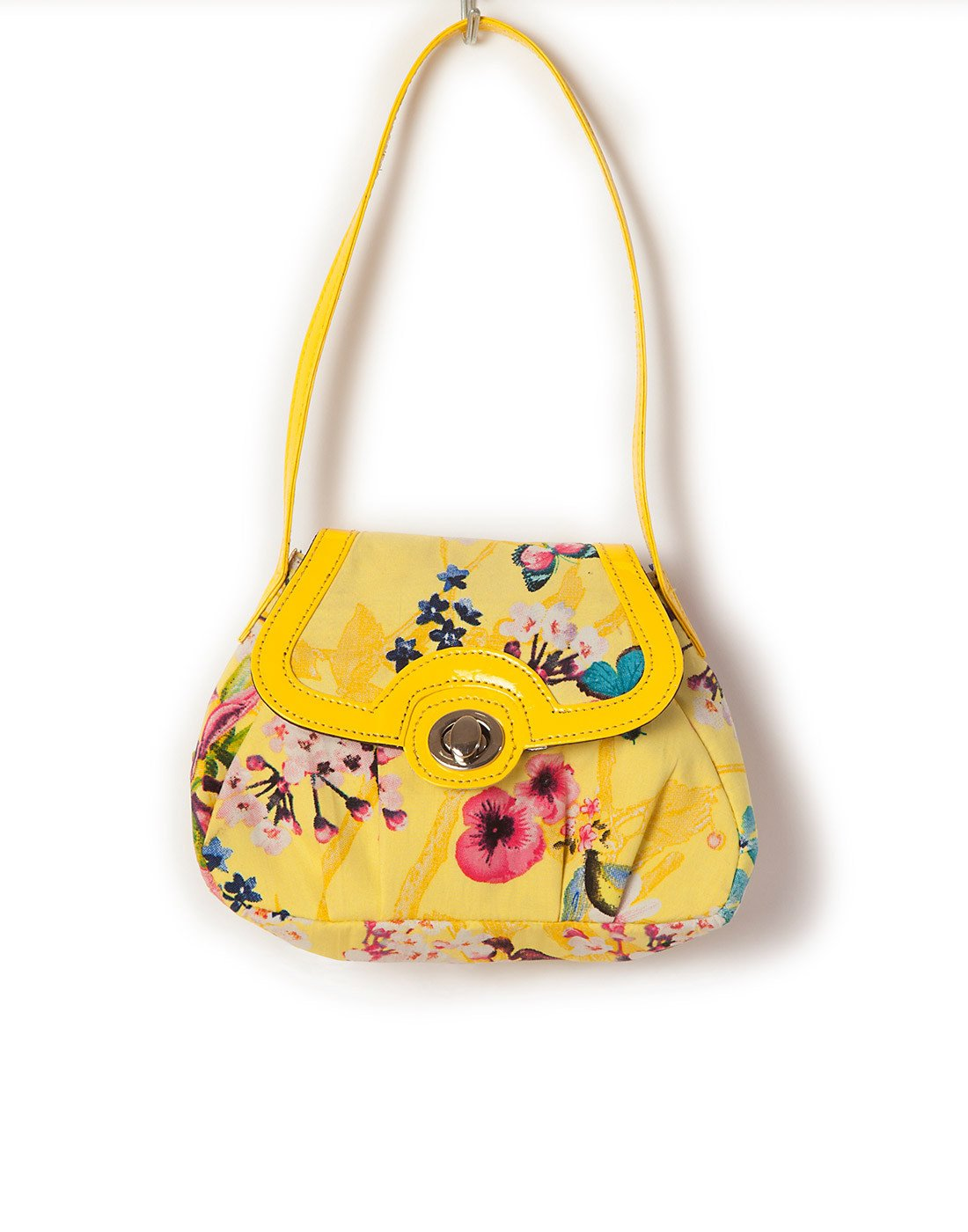 Yellow Garden Handbag
