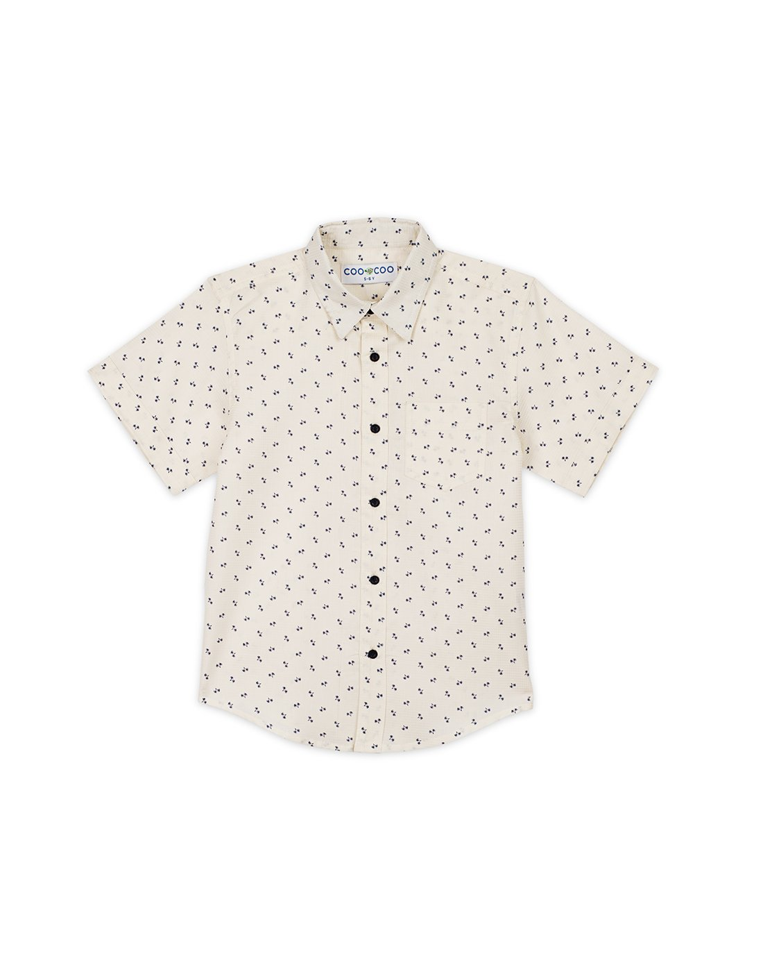 Cocunut Tree Printed Shirt