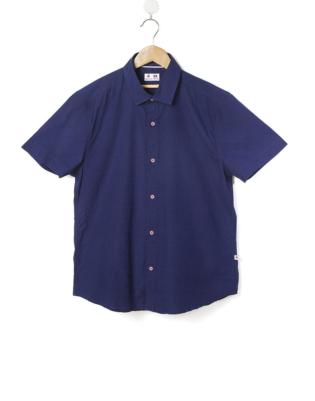 Cotton Fil a Fil Shirt