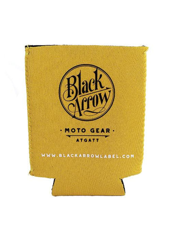 Black Arrow Can Cooler - Black Arrow Moto Gear