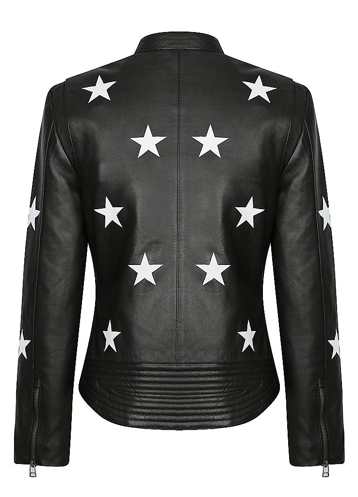 Midnight Motorcycle Jacket