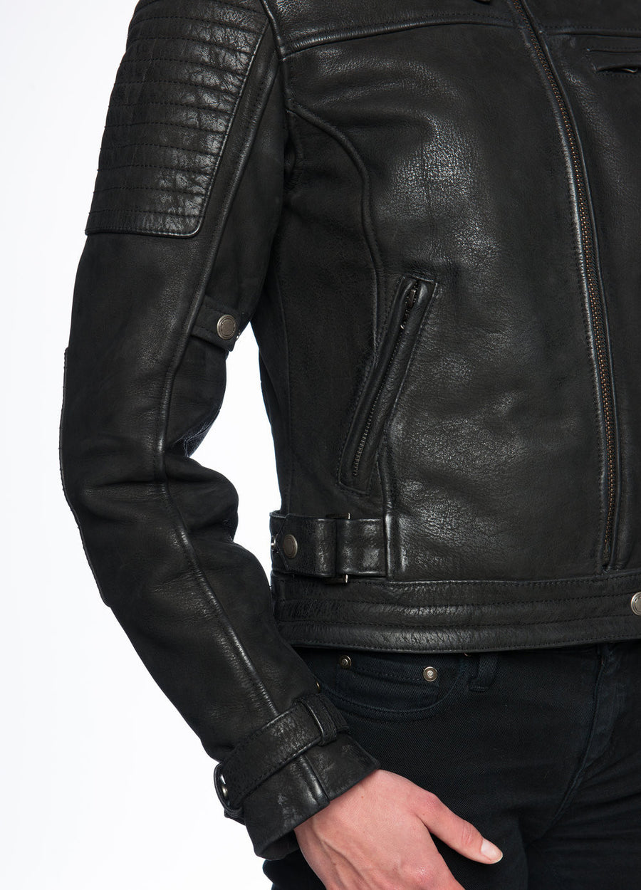 Night Hawk Motorcycle Jacket - PRE-ORDER