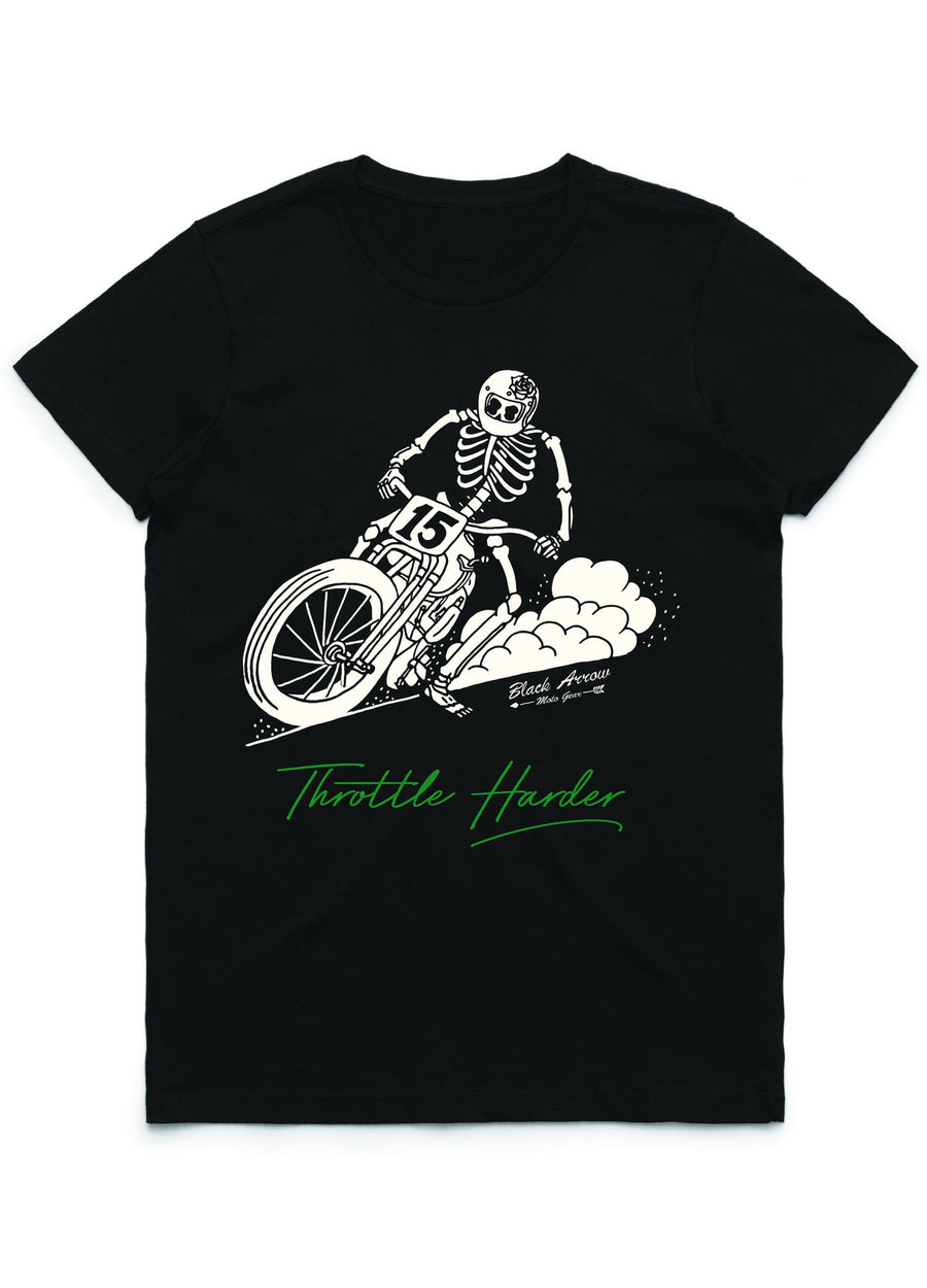 Throttle Harder T-shirt